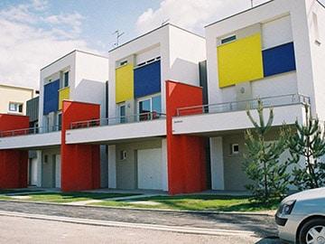 Résidence immobilière Villa Sullivan Belfort