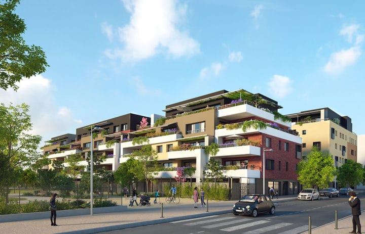Immobilier neuf Belfort